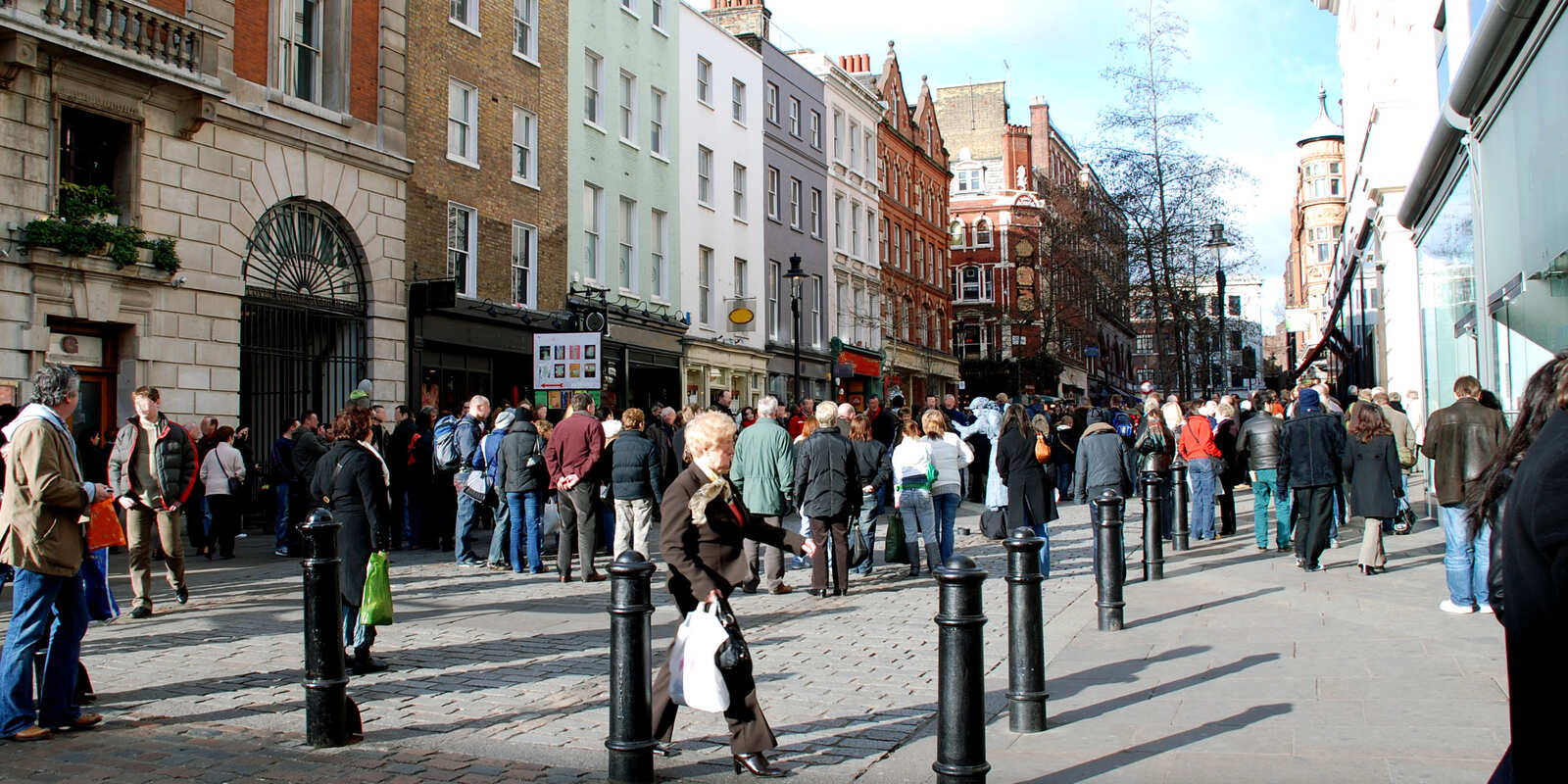 shoppen in london: die besten spots für london shopping